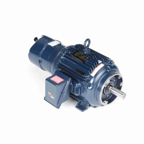 Y992 Inverter Duty: Blue Max 2001:1 Constant Torque TENV C-Face