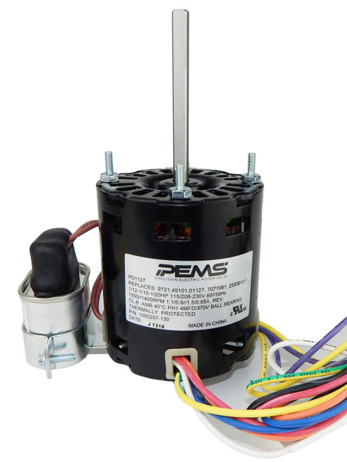 PD1127 OEM Direct Replacement Motor