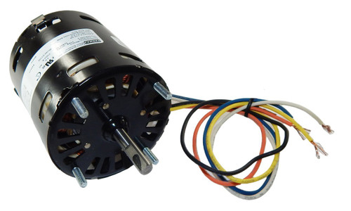 D1156Fasco, Krack Refrigeration Motor (E206444, E206445) 1/15 hp 1630 RPM 115V