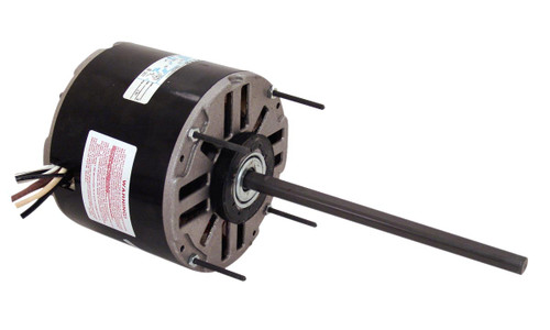 7fd1024s 1/4 hp, 1625 rpm, 1-speed century direct drive fan and blower motor