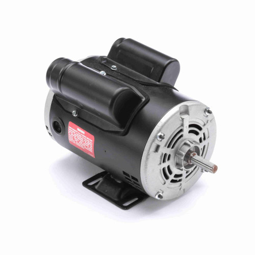 C102LES Single Phase Dripproof Motor 1/3 HP