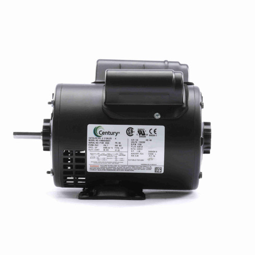 C109LES Single Phase Dripproof Motor 1/3 HP