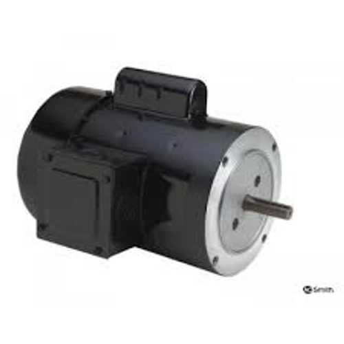 C208V1 Single Phase Totally Enclosed Motor 1/4 HP