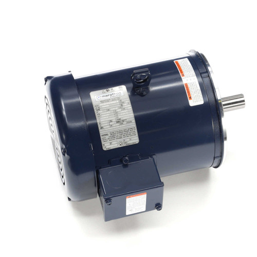 K640A Three Phase Totally Enclosed C-Face Motor 3 HP