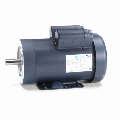 Single Phase Totally Enclosed C-Face Motor 3 HP # 121825.00