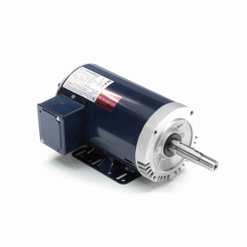 GT0407 Close Coupled Pump JM Three Phase Dripproof Motor 2 HP