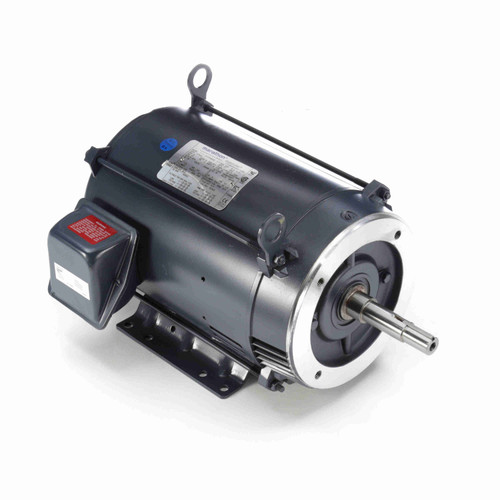 GT0416A Close Coupled Pump JM Three Phase Dripproof Motor 7 1/2 HP