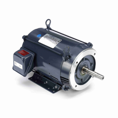 GT0419A Close Coupled Pump JM Three Phase Dripproof Motor 10 HP
