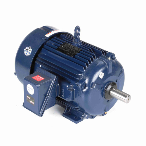 ME621-P Severe Duty/Automotive Duty NEMA Premium XRI Totally Enclosed Motor 20 HP