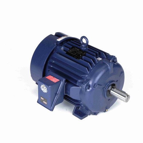 ME622-P Severe Duty/Automotive Duty NEMA Premium XRI Totally Enclosed Motor 25 HP