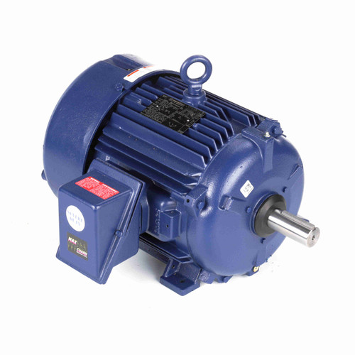 ME636 Severe Duty/Automotive Duty NEMA Premium XRI Totally Enclosed Motor 7 1/2 HP