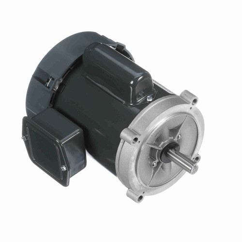 C1419 Single Phase Totally Enclosed C-Face Motor 1/3 HP