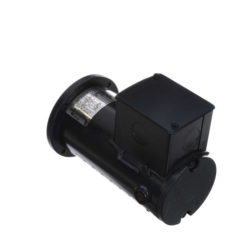 DC104 Permanent Magnet SCR Rated Totally Enclosed C-Face Motor 1/6 HP