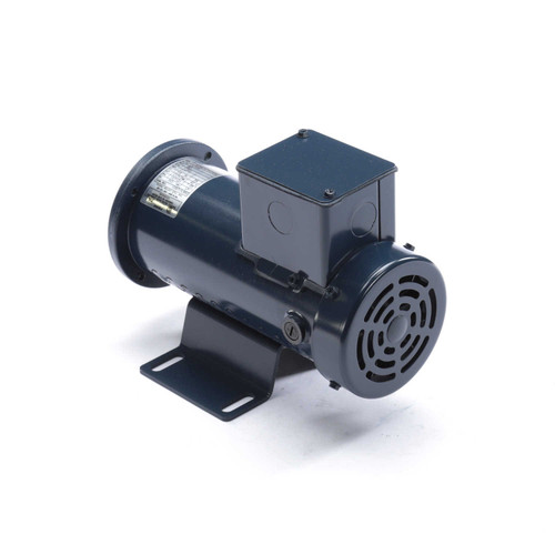 DC108 Permanent Magnet SCR Rated Totally Enclosed C-Face Motor 1/4 HP