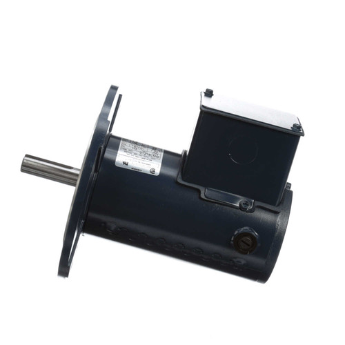 DC109 Permanent Magnet SCR Rated Totally Enclosed C-Face Motor 1/8 HP