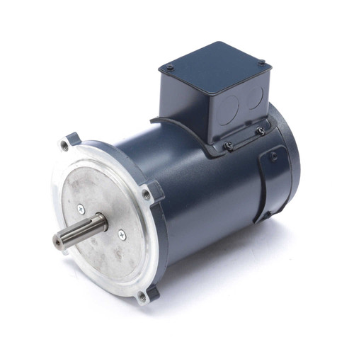 DC111 Permanent Magnet SCR Rated Totally Enclosed C-Face Motor 1/4 HP
