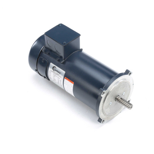 DC115 Permanent Magnet SCR Rated Totally Enclosed C-Face Motor 3/4 HP