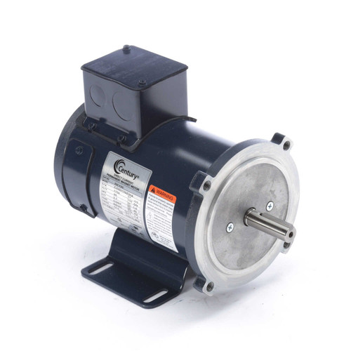 DC120 Permanent Magnet SCR Rated Totally Enclosed C-Face Motor 1/3 HP