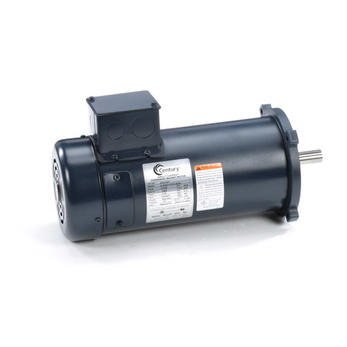 DC127 Permanent Magnet SCR Rated Totally Enclosed C-Face Motor 3/4 HP