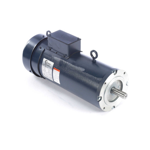 DC136 Permanent Magnet SCR Rated Totally Enclosed C-Face Motor 2 HP