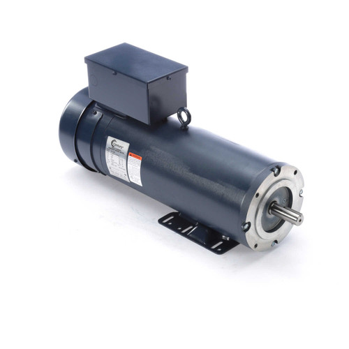 DC144 Permanent Magnet SCR Rated Totally Enclosed C-Face Motor 3 HP