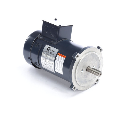DC125 Permanent Magnet SCR Rated Totally Enclosed C-Face Motor 1/2 HP