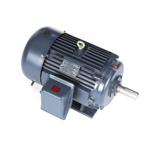 GT1126A Globetrotter Three Phase Totally Enclosed Rigid Base Motor 20 HP