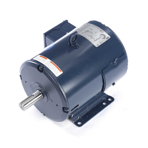 E218M2 General Purpose Three Phase Dripproof Motor 5 HP