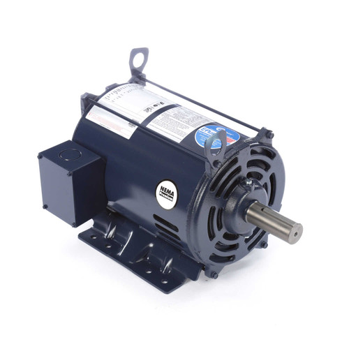 E316M2 General Purpose Three Phase Dripproof Motor 7 1/2 HP