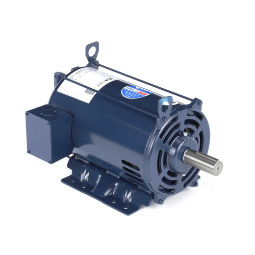 E331M2 General Purpose Three Phase Dripproof Motor 10 HP