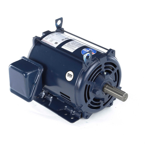 E407M2 General Purpose Three Phase Dripproof Motor 20 HP