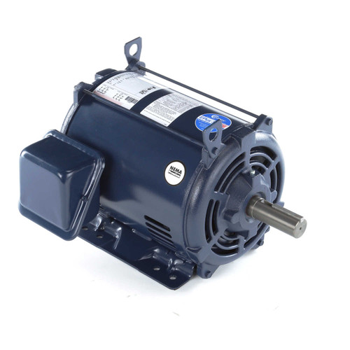 E494M2 General Purpose Three Phase Dripproof Motor 20 HP