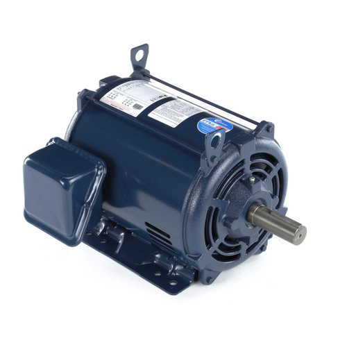 E496M2 General Purpose Three Phase Dripproof Motor 7 1/2 HP