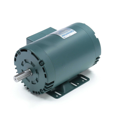 MU265 Three Phase Dripproof Rigid Base Motor 1 HP