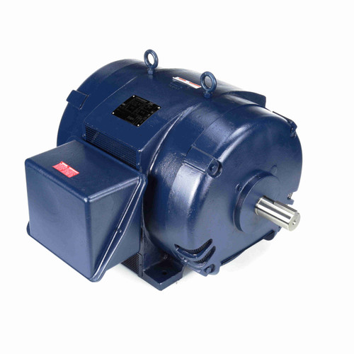 MU252 Three Phase Dripproof Rigid Base Motor 200 HP