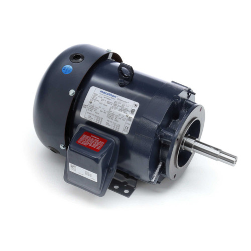 GT3109 JM Close-Coupled Pump Three Phase Totally Enclosed Motor 3 HP