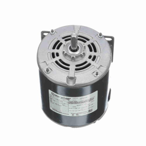 1/4 hp 1800 RPM 48 Frame 115V Open Drip Marathon Electric Motor # S003