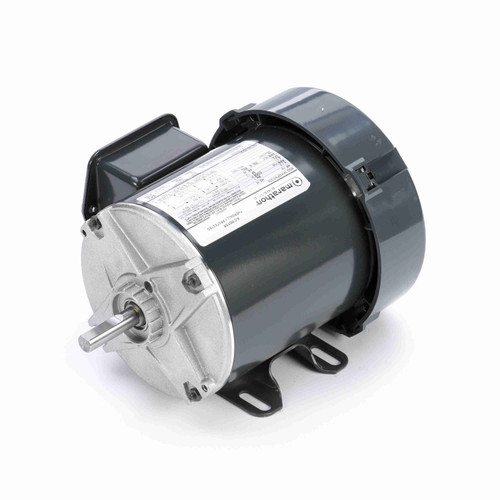 HG121 1/4 hp 1800 RPM 48 Frame 115V Totally Enclosed Marathon Electric Motor