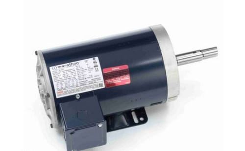 GT2007 2 hp 3 phase 1800 RPM 145JM Frame 200V ODP Marathon Close Coupled Pump Motor