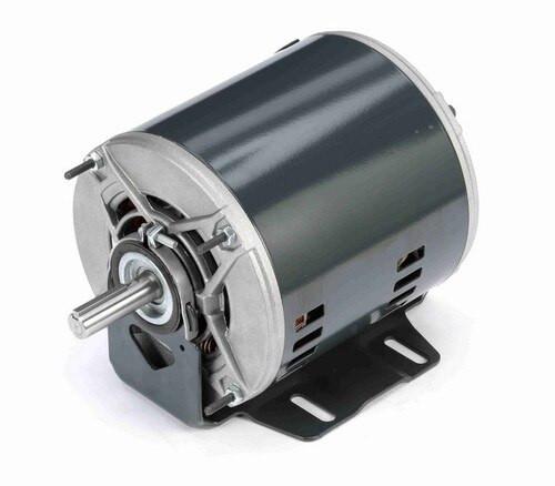 1/2 -1/6 hp 1800/1200 RPM 56 Frame 460V ODP Resilient Mount Marathon Motor # K546
