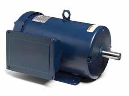 3/4 hp 1200 RPM 143T Frame 115/208-230V Totally Enclosed Marathon Electric Motor # I707A