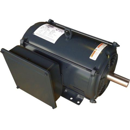 3 hp 1200 RPM 213T Frame 230V Open Drip Marathon Electric Motor # I144