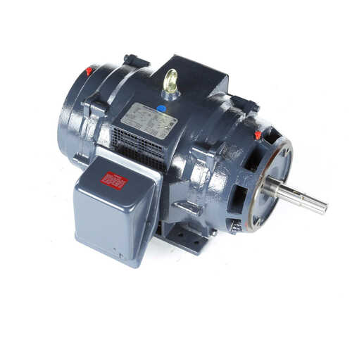 GT0420 10 hp 3 phase 1200 RPM 256JMV Frame 230-460V ODP Marathon Close Coupled Pump Motor