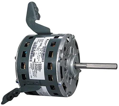 (opened box) 1/3 hp, 1075 RPM, 2-Spd, 208-230V Goodman Furnace Motor 5KCP39GGP993AS # 3S009