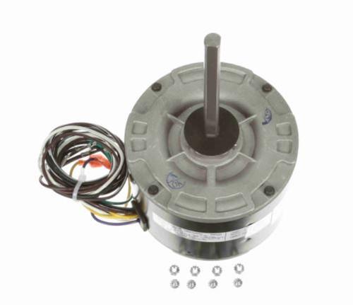 """E-EM3728 (Open Box) 1/4 hp 1075 RPM 48 Frame 208-230V 5 5/8"""" Diameter Condenser Fan Motor"""