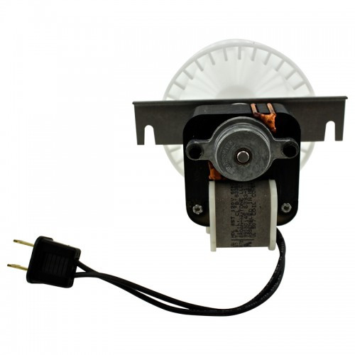E-97005906 (open box) Broan/Nutone Electric C-Frame Motor and Blower Wheel