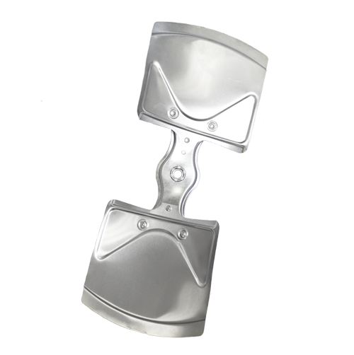 XS1802-20RA Revcor, (Carrier: LA01EA026, LA01EA026A) 18 inch,  2 wing, 20 degree pitch, 1/2 Hub, CW, Axial Fan Blade