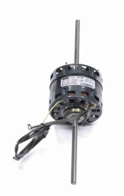 D1025, DIA (IN.)5  HP: 1/3  VOLTS: 208 - 230  RPM: 1050  AMPS: 2