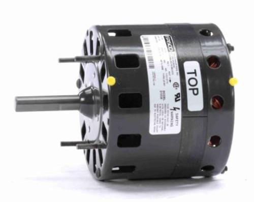 D1038 Ventilator and Unit Heater Motor 1/25 HP