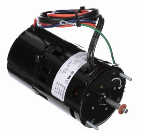 D408 Flue Exhaust and Draft Booster Blower Motor 1/150 HP